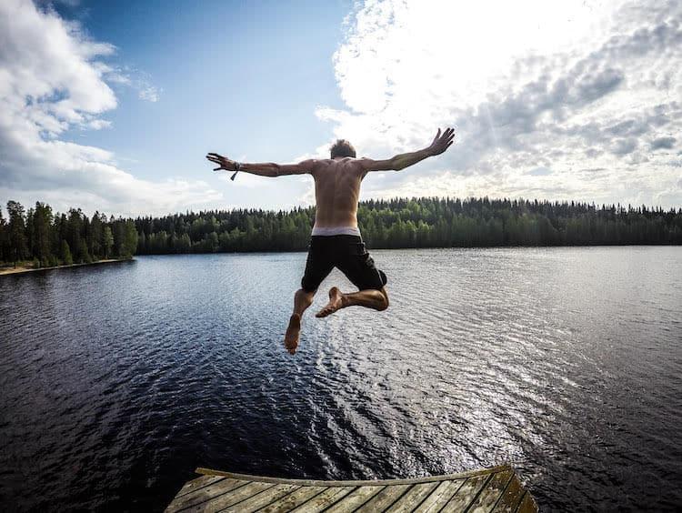 Photo of Aufs zum Baden: Das gehört zu einem gelungenen Tag am See