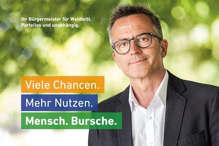 Photo of Vorstellung: Bürgermeisterkandidat Achim Bursche