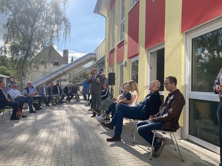 Photo of Haus für Kinder Henneweide eröffnet