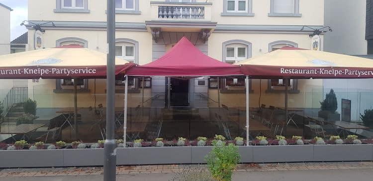 Photo of Haus Kranenberg: Der Biergarten und die Baugenehmigung