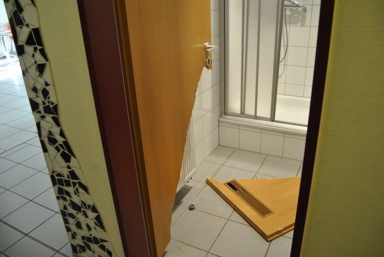 Bild von Einbruch im Krawinkelkomplex: 20.000 Euro Schaden