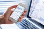 Mit der richtigen Trading App können Sie bequem von zu Hause aus mit Wertpapiere handeln.