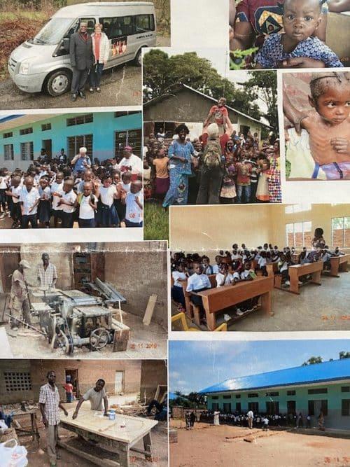 Afrika braucht ebenfalls unsere Hilfe