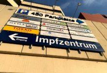 Das Impfzentrum Gummersbach sammelt für Unicef