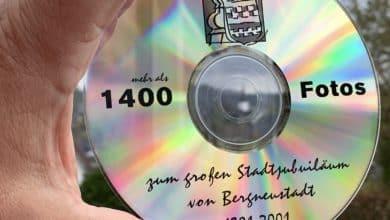 Über 1400 Fotos vom 700. Stadtgeburtstag der Stadt Bergneustadt im Jahr 2001
