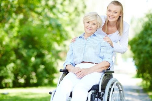 Unsere Gesellschaft wird immer Älter. Wer übernimmt die Pflege in Zukunft?