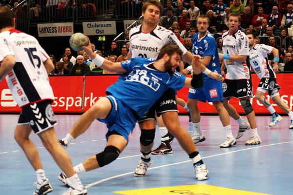 Handball: SG Flensburg-Handewitt – VfL Gummersbach 27:26 ...