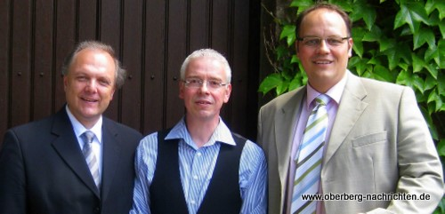 Jürgen Knabe, Heiner Karnstein und Kai Uffelmann