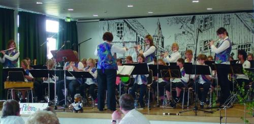 Muttertagskonzert der Lindlarer Flötenmusikanten Foto: Torsten Wolter